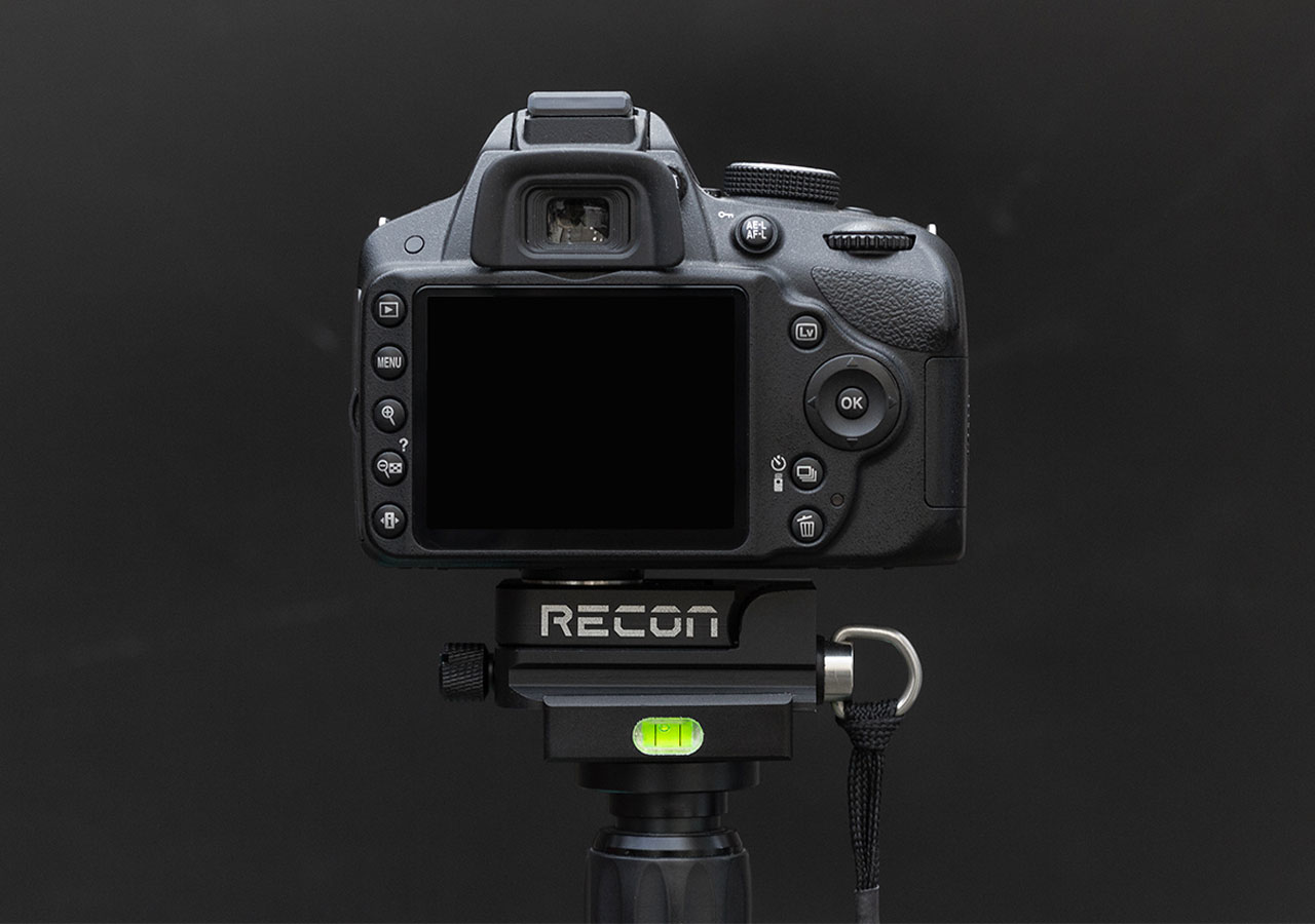 Camera Recon Product by Pillar Product Design in Seattle