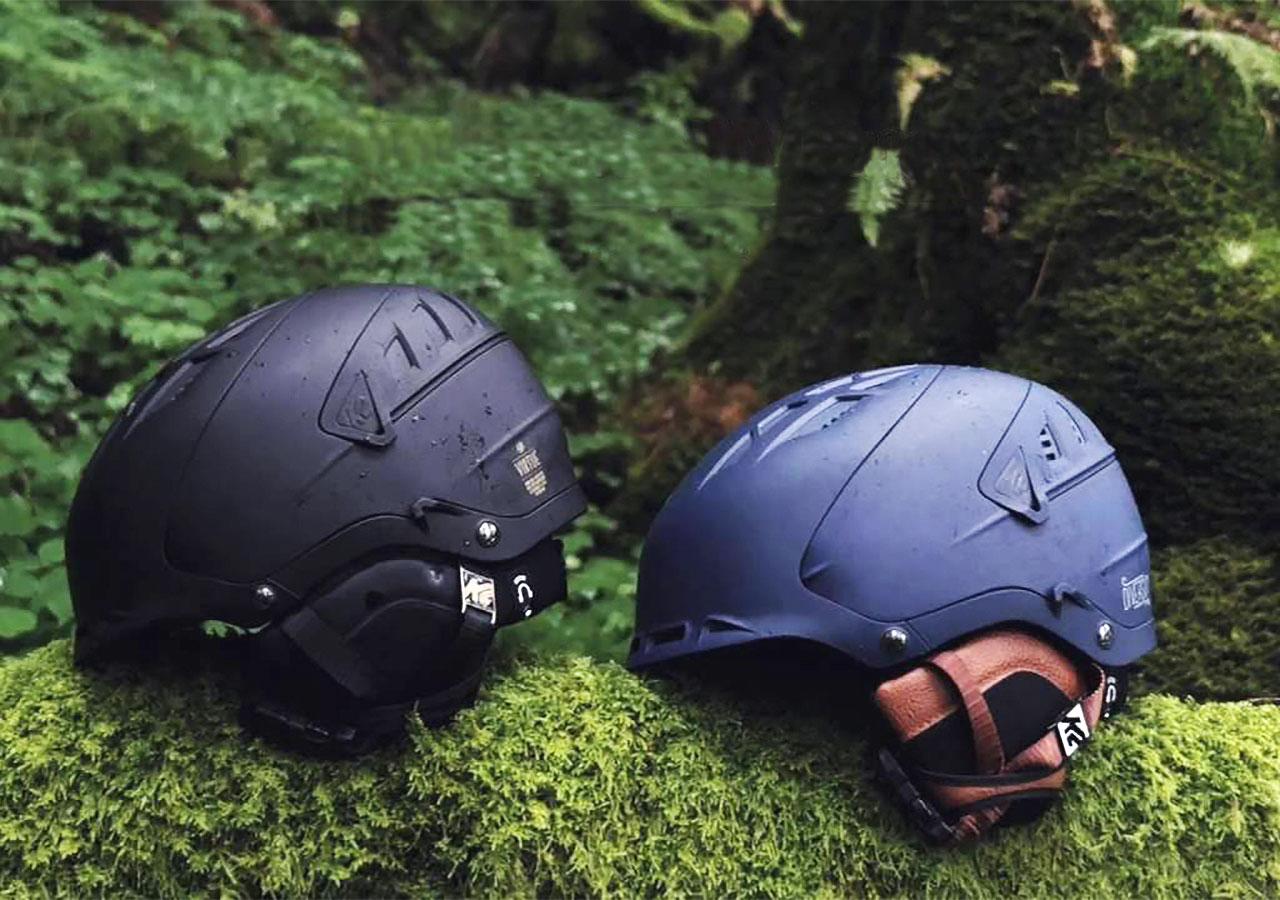 K2 Helemet Designed by Pillar Product Design in Seattle