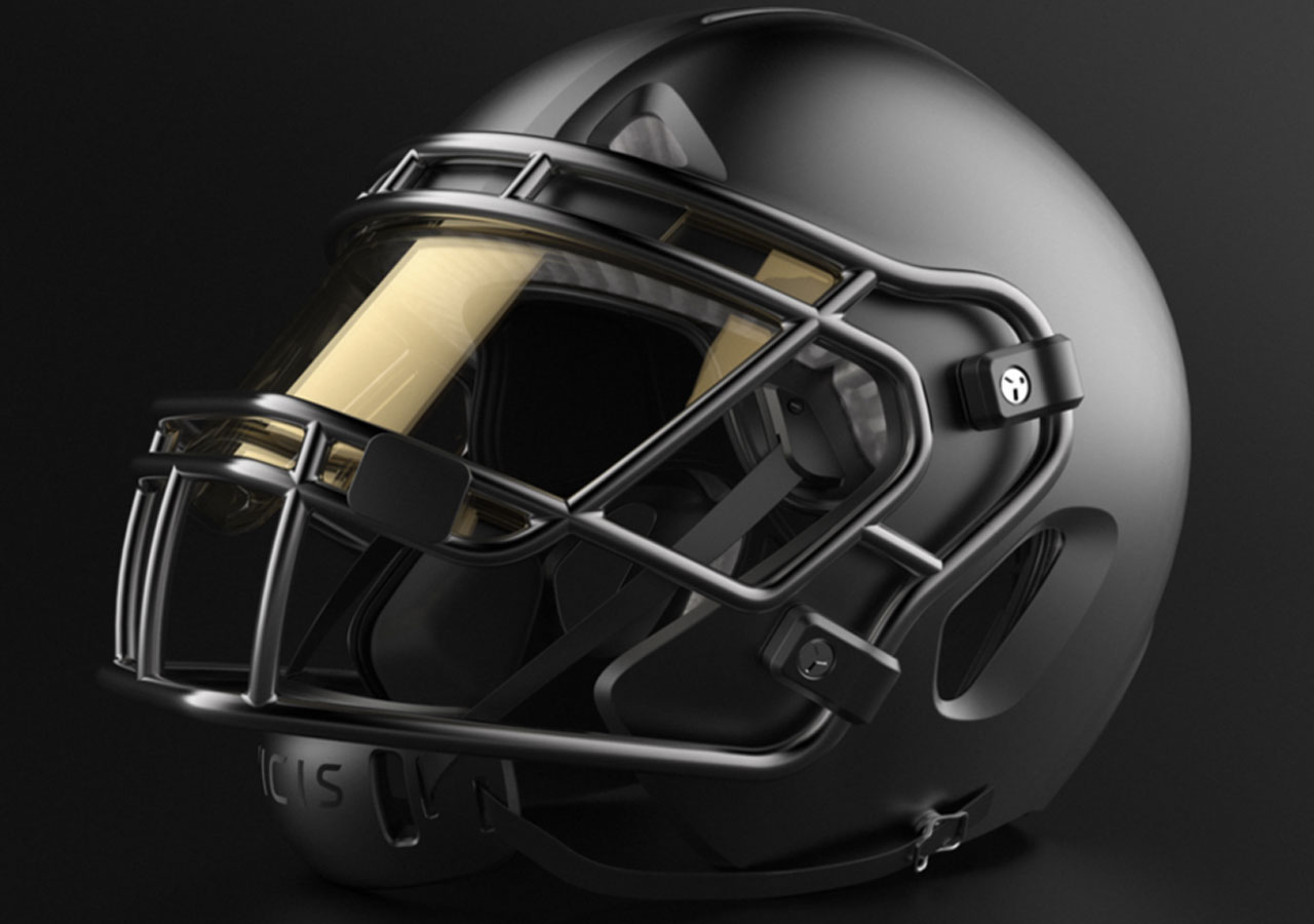 Outdoor Product Vicis Helmet by Pillar Product Design