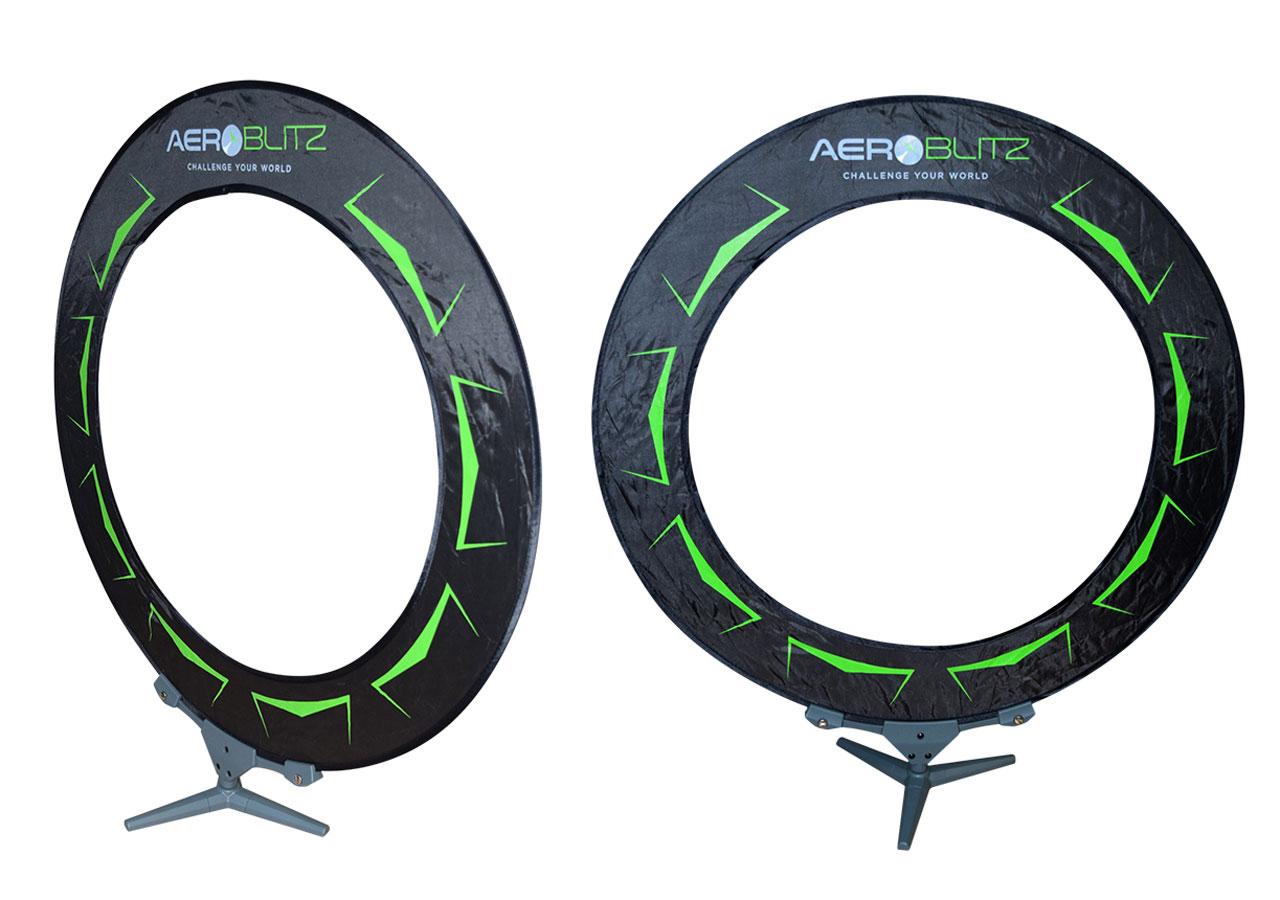 Aeroblitz Developed by Pillar Industrial Design