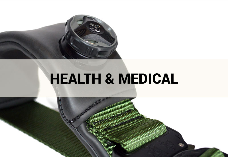 Health and Medical Products Develoepd by Pillar Product Design in Seattle