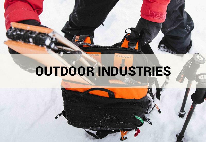 Pillar Product Design Serves Outdoor Industries