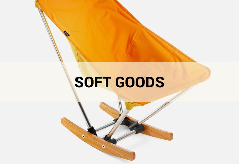 Soft Goods Designed By Pillar Product Design