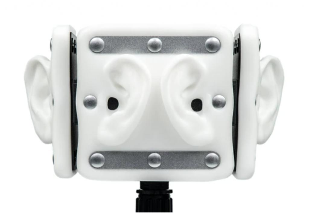 3Dio Omni Binaural Ear Shaped Microphone
