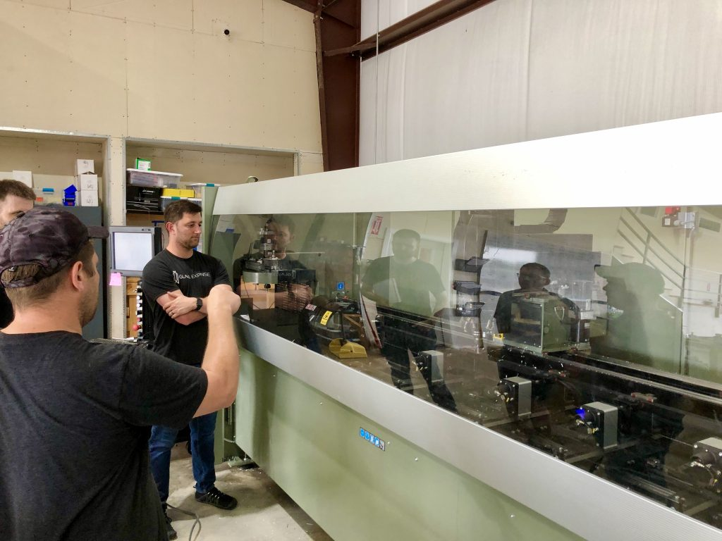 Glass Expanse Product Development Research